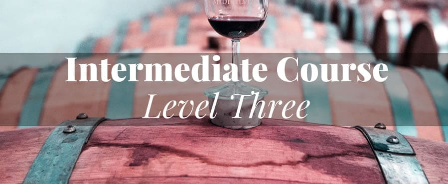 Intermediate Wine Course