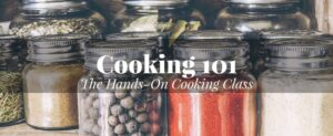 Cooking Class 101