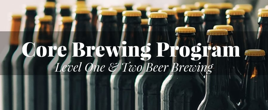 Core Beer Brewing Program