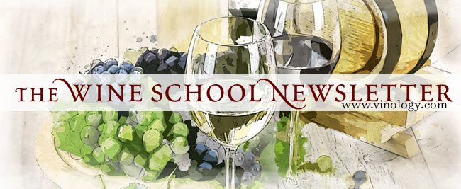 Wine School Newsletter