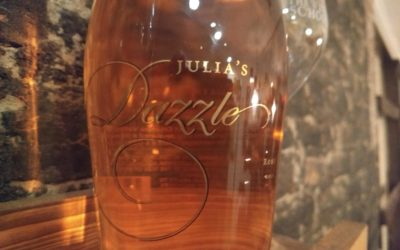 Julia's Dazzle 2017 Pinot Gris Rose, Columbia Valley