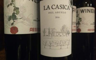 """Vinessens  2016 """"La Casica del Abuelo"""" Alicante"""
