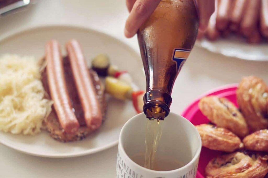 German Food and Wine Pairings