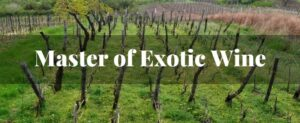 master of exotic wine