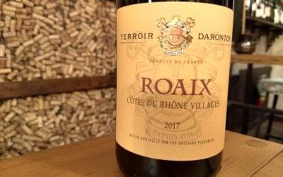 Terroir Daronton 2017  Roaix, Côtes du Rhône Villages
