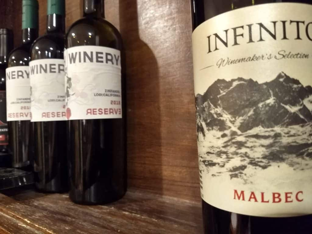 Infinito Winemaker's Selection Malbec Mendoza 2014
