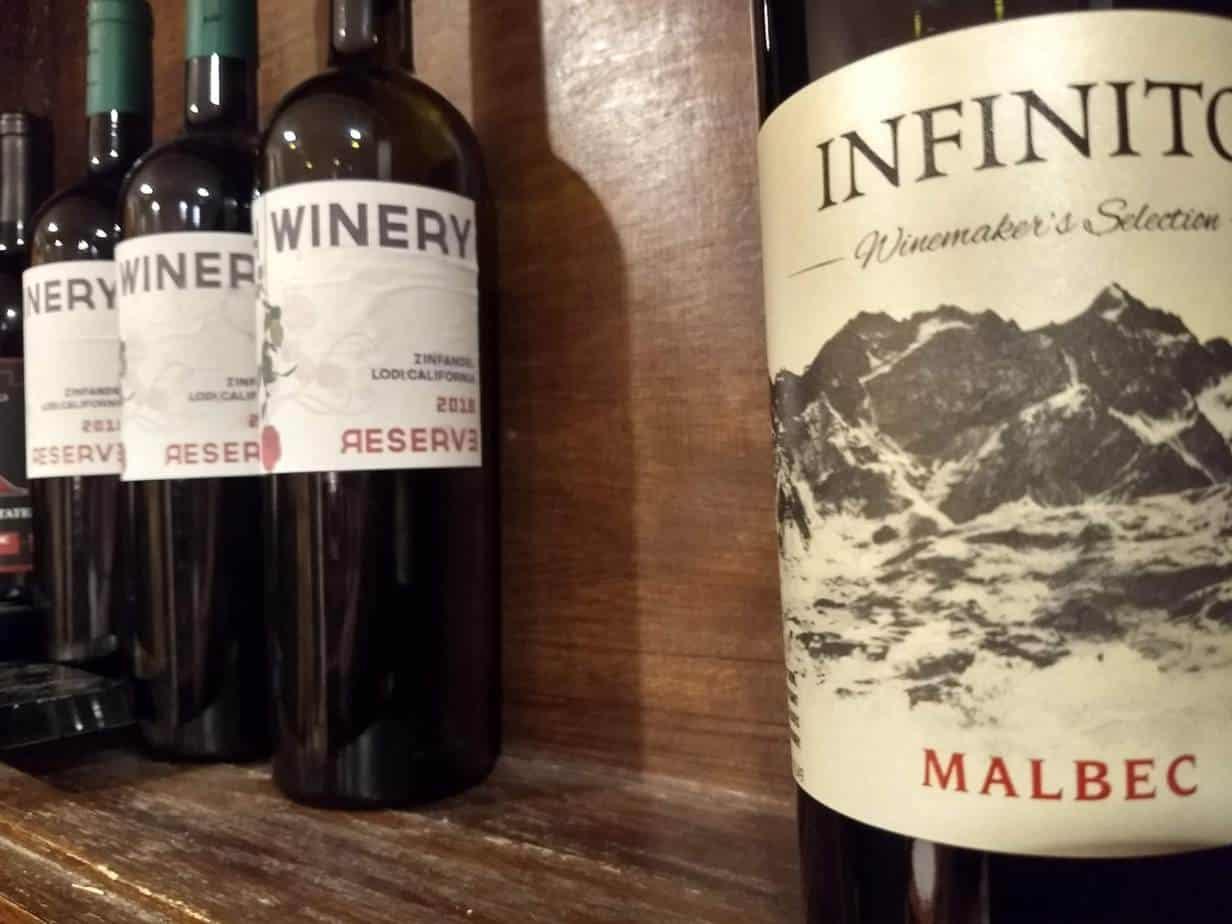 Infinito Winemaker's Selection Malbec Mendoza 2014