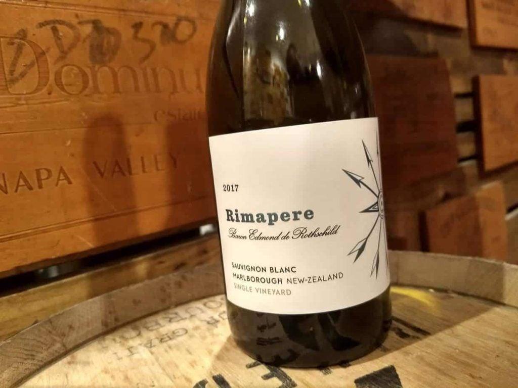 Rimapere 2017 Sauvignon Blanc Marlborough
