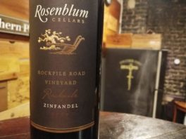 Rosenblum Cellars 2013 Zinfandel, Rockpile Road Vineyard