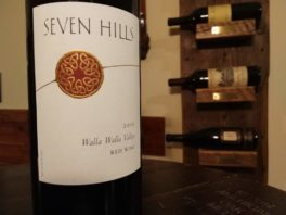 Seven Hills Winery 2015 Red, Walla Walla Valley