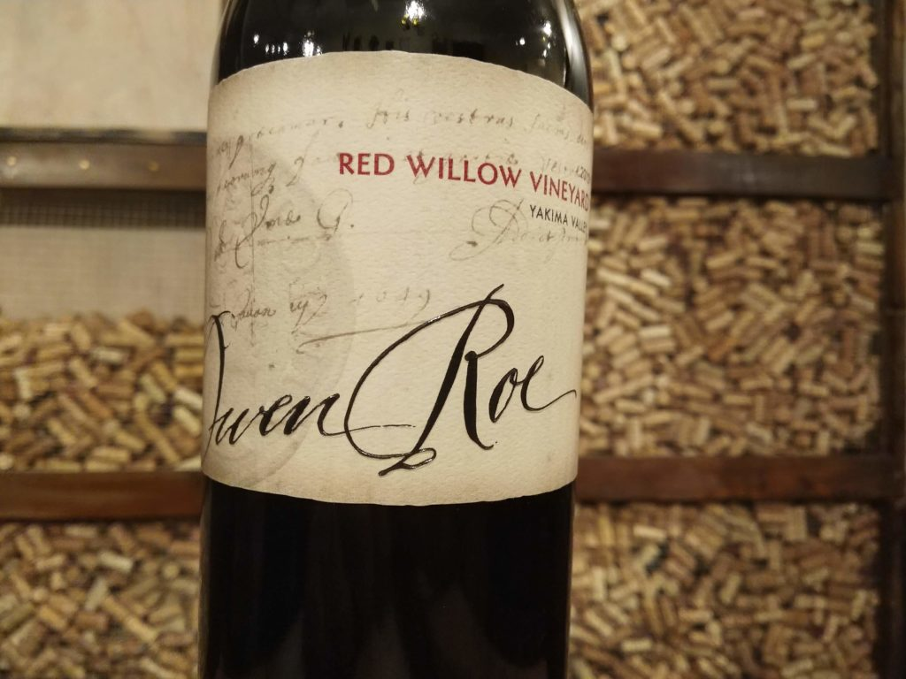 Owen Roe 2012 Red, Red Willow Vineyard, Yakima Valley