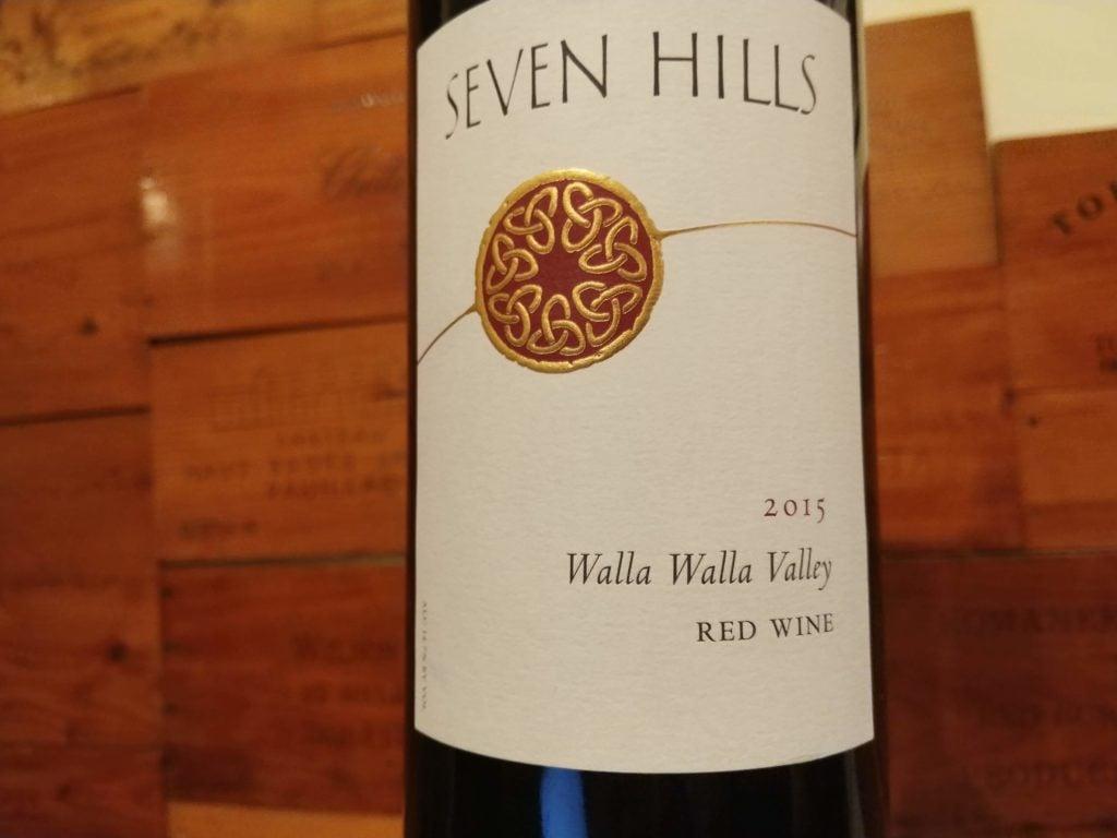 Seven Hills Vineyard, Walla Walla