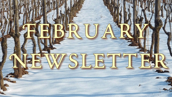 February Wine School Newsletter