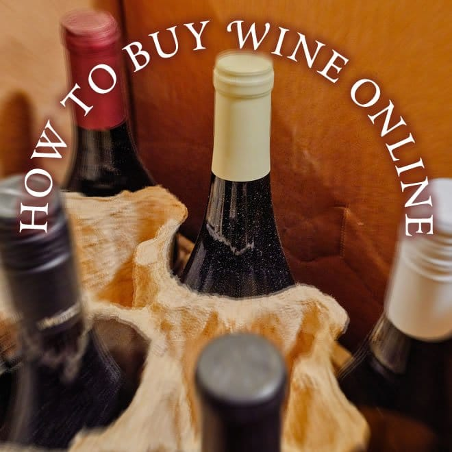 Wine Delivery: Buying Wine Online