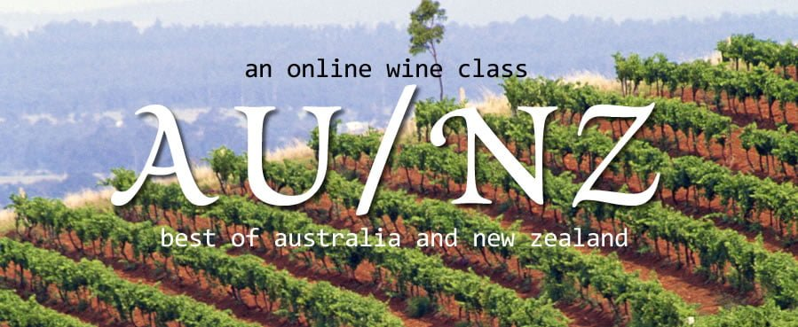 Australia & New Zealand Wines (Online)