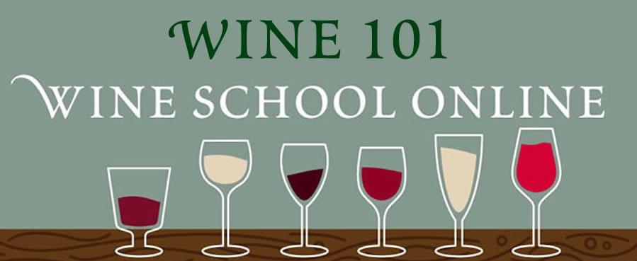 Online Wine 101
