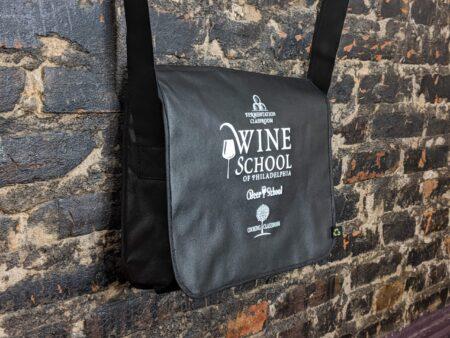 Wine School Messenger Bag
