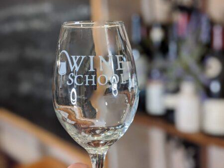 Wine School Glass 3 scaled