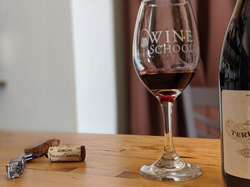 Wine School Glass 5 scaled