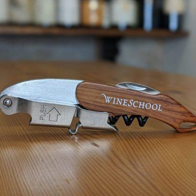 Wine School Sommelier Corkscrew