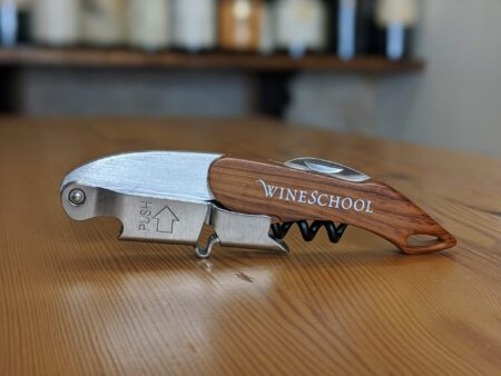 Wine School Sommelier Corkscrew