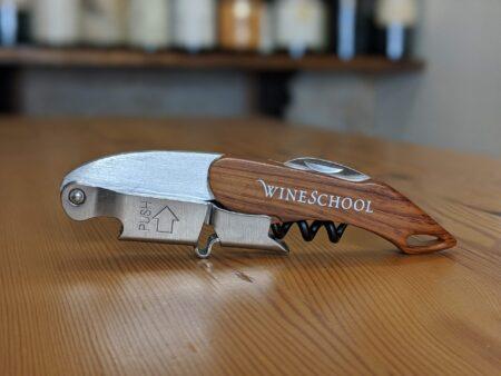 Wine School Sommelier Corkscrew 1 scaled