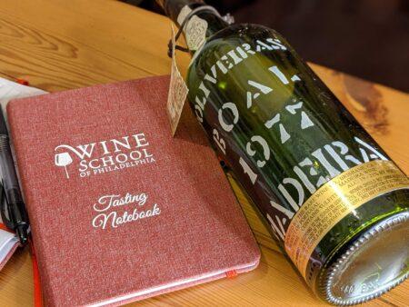 Wine School Tasting Notebook 5 scaled