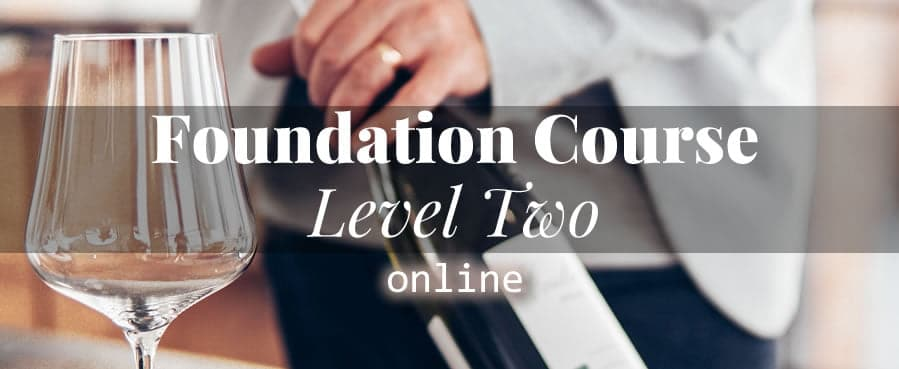 Foundation Wine Course ONLINE