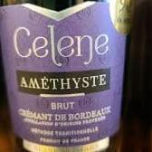 Celene Améthyste Brut Blanc de Noirs