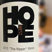 "Hope Estate 2015 ""The Ripper"" Shiraz"