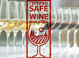 covid safe wine school
