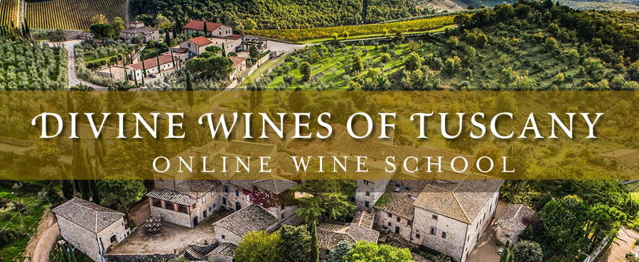 wines of tuscany
