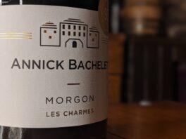 Annick Bachelet 2018 Morgon Les Charmes