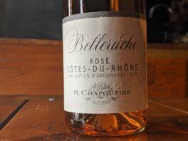 M Chapoutier 2018 Belleruche Cotes du Rhone Rose