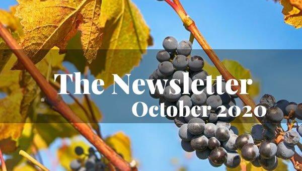 October Wine School Newsletter