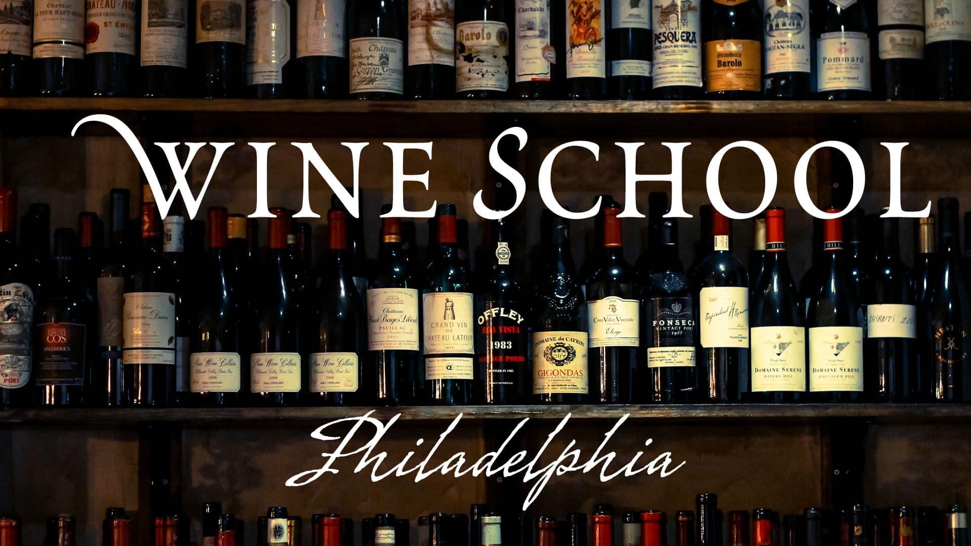 Frontpage Hero for Wine School of Philadelphia