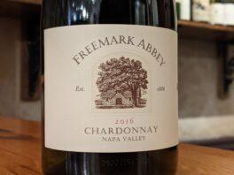 Freemark Abbey 2016 Chardonnay, Napa Valley