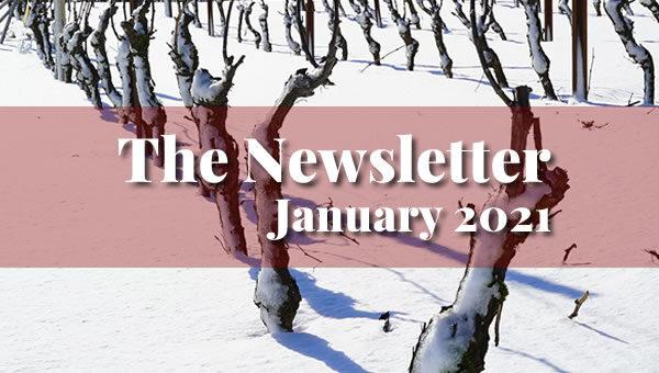 Wine School Newsletter January 2021