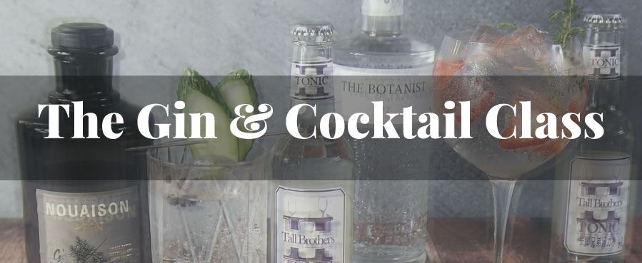The Gin & Cocktail Class