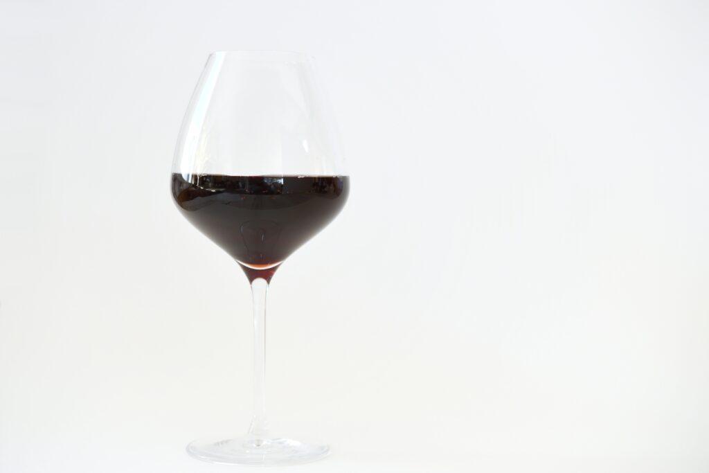 glass of zinfandel