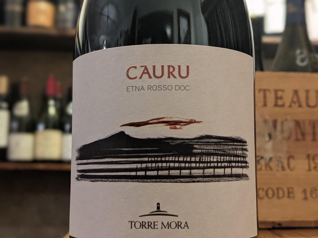 Torre Mora Cauru 2019 Etna Rosso